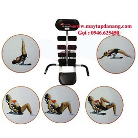 Máy tập thể dục Black Power máy tập bụng siêu rẻ siêu khuyến mại hiệu quả cao