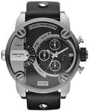 Tp. Hồ Chí Minh: Đồng hồ Diesel Mens SBA Analog Stainless Watch - Black Leather -Mua hàng Mỹ tại CL1182523