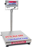Bình Dương: Cân bàn điện tử Ohaus D23P 100kg, 200kg, 300kg CL1183805P10