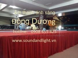 HCM-. Cho thue san khau chuyen nghiep, 0908455425-C0122