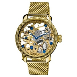 Đồng hồ Akribos XXIV Men's AK526YG Stainless_hàng ship từ Mỹ tại e24h