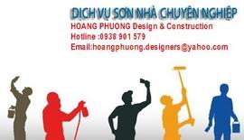 Sửa chữa nhà (trọn gói )- Hotline: 0938 901 579 Hoang phuong Design&Construction