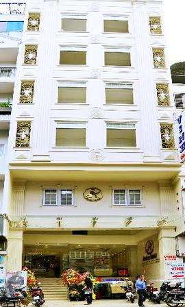 Cần bán gấp khách sạn trung tâm Quận 1