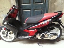 Bán xe yamaha novo LX mầu đỏ đen đẹp long lanh giá 19. 8triệu