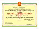 Tp. Hà Nội: GIấy, khen, sản xuất giấy khen số lượng lớn, đáp ứng nhu cầu in giấy khen CL1184627P8