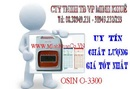 Bà Rịa-Vũng Tàu: Máy chấm công thẻ giấy osin O3300 khuyến mãi lớn tại minh khuê CL1184525P4