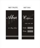 Tp. Hà Nội: In thẻ bài, mác treo giá rẻ: LH 0914963908 CL1127768