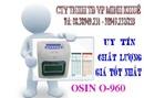 Bà Rịa-Vũng Tàu: Máy chấm công thẻ giấy osin O960P giá rẽ nhất tại minh khuê CL1184343