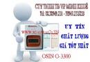 Bà Rịa-Vũng Tàu: Máy chấm công thẻ giấy osin O3300 giá ưu đãi năm mới CL1184351