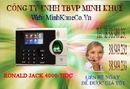 Tp. Hồ Chí Minh: bán máy chấm công vân tay 4000TID-C giá rẽ tại minh khuê CL1184351