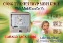 Tp. Hồ Chí Minh: máy chấm công thẻ giấy ronald jack -880 giá rẽ tại minh khuê CL1185600