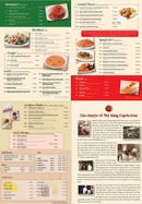 Tp. Hà Nội: Địa chỉ in order, menu rẻ nhất Hà Nội CL1186723P5