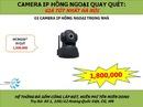 Tp. Hà Nội: Bộ camera IP quay quét siêu tiết kiệm – Chỉ với 1,8 triệu / Bộ CL1197257