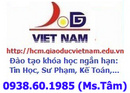 Tp. Hồ Chí Minh: Khóa học văn thư lưu trữ - chứng chỉ BỘ GD cấp CL1201290P10