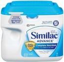 Tp. Hồ Chí Minh: Sữa Similac Advance Complete Nutrition, Infant Formula CL1203097P6