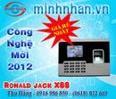 Bình Dương: máy chấm công vân tay Ronald Jack X88 - không cần dùng phần mềm CUS15885
