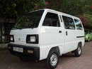 Bình Dương: Cần bán Suzuki Carry 7chổ , đời 2000, đk2001, màu trắng, đồng sơn đẹp, máy êm, xe CL1198217