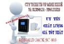 Bình Phước: bán Máy chấm công kiểm soát cửa bằng thẻ rj SC-403 tặng 15m cáp 15 thẻ CL1189901P11