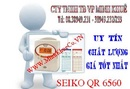 Bà Rịa-Vũng Tàu: máy chấm công thẻ giấy seico QR 6560 tặng kệ + thẻ +hộp mực CL1189901P11