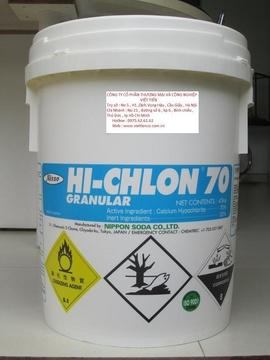 Clorin, Ca(OCl)2, Hypochlorous Acid, Bleaching powder