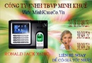 Bình Phước: bán giá ưu đãi Máy chấm công ronald jack X628C+ID CL1189901P10
