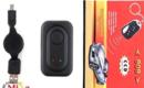Tp. Hà Nội: Móc khoá camera quay lén- bật lửa camera nguỵ trang quay lén siêu nét CL1197375P11