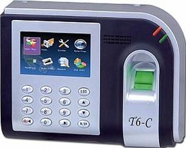 Máy chấm công vân tay + thẻ cảm ứng RONALD JACK T6 giá cực rẽ