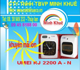 bán máy chấm công umei 2300A/ N giá ưu đãi 38949231