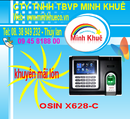 Bình Phước: bán Máy chấm công OSIN X628C +ID giá ưu đãi nhất tại minh khuê CL1189899