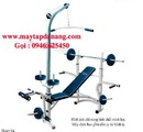 Tp. Hà Nội: Ghế tập tạ đa năng Multy Ben 501, máy tập tạ, dụng cụ tập tạ rèn luyện cơ thể CL1205126P7