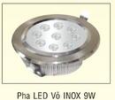 Tp. Hồ Chí Minh: đèn led downlight 9w, đèn lon led 9w, đèn led âm trần nhôm 9w, đèn mắt ếch led CL1193104P3