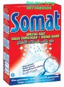 Tp. Hà Nội: muối rửa bát Somat, muối làm mềm nước Somat&finish CL1153107P3