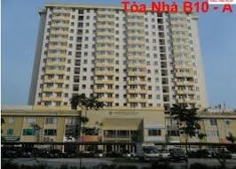 Bán căn hộ tòa B10A Nam Trung Yên