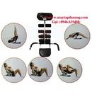 Tp. Hà Nội: Máy tập thể dục bụng Black Power, dụng cụ giảm eo giảm mỡ bụng giá rẻ hiệu quả CL1204567P9