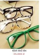 Tp. Hà Nội: Kính thời trang Hàn Quốc, Kính mắt 0 độ đẹp lung linh, giá siêu rẻ CL1168506