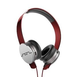 Tai nghe SOL Republic Tracks HD On-ear Headphones Red