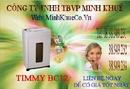 Bà Rịa-Vũng Tàu: máy huỷ giấy timmy BCC12 giá rẽ 01678557161 CL1191952