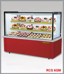 Tủ trưng bày bánh Berjaya