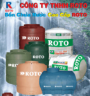 Tp. Hồ Chí Minh: Chuyên sản xuất và phân phối bồn nước, bồn inox, bồn tự hoại ROTO CL1199101P11
