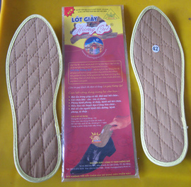 Miếng lot giày Hương Quế, bảo vệ đôi bàn chân của khách