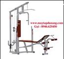 Tp. Hà Nội: Ghế tập tạ đa Năng Multy Ben 502 hà nội, máy tập thể dục thể hình tại nhà rẻ CL1194771