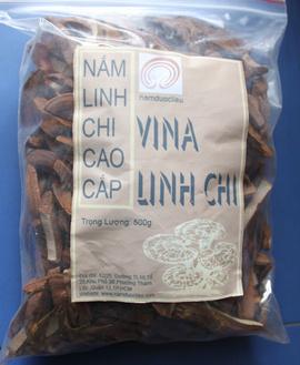 Nấm Linh Chi Hàn Quốc và Việt Nam-rất tốt cho sức khỏe