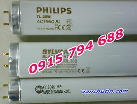 Bóng cho đèn diệt côn trùng we-150-2s, bóng philips 15w cho đèn well we-150-2s