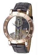 Tp. Hồ Chí Minh: Đồng hồ M. Johansson Mechanical Hand Winding Full Skeleton Men's Watch CL1194311