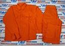 Tp. Hồ Chí Minh: Bộ quần áo công nhân màu cam CL1279983P15
