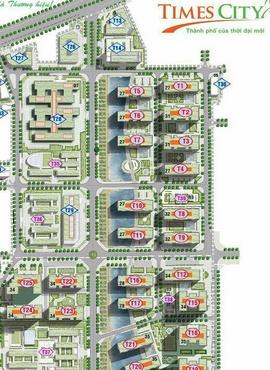 _{Bán}Times city 75m giá 1,97 tỷ - Time city 75m giá rẻ nhất