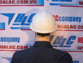 Nón bảo hộ lao động nhựa chất lượng cao có khóa vặn-N. 006