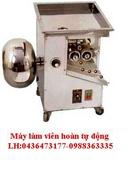 Tp. Hà Nội: Máy làm viên hoàn tự động, máy chuyên ngành dược, máy in date, máy hàn mép túi CL1197199