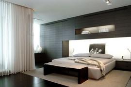 Ghế dài - Sự lựa chọn hoàn hảo cho phòng ngủ rộng