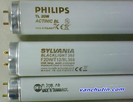 Bóng đèn diệt côn trùng philips 6w 15w 25w, Bóng đèn diệt côn trùng giá rẻ